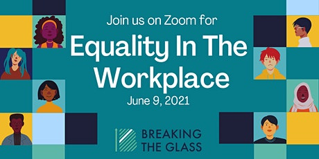 Equality in the Workplace tickets