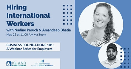 Business Foundations 101 - A Webinar Series for Employers tickets