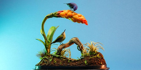 Tiny Worlds: Building Dioramas With Allis Markham tickets