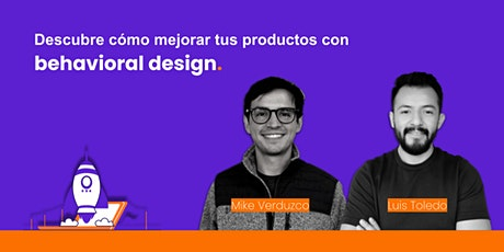 Behavioral Design Conference boletos