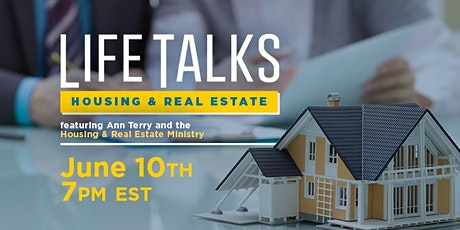 Life Talks: Housing & Real Estate Tickets