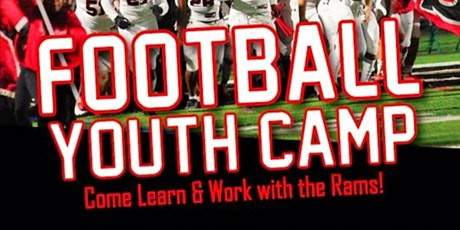 Hillcrest Youth Football Camp tickets