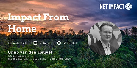 Impact From Home #24 | Biodiversity Finance tickets