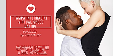 Virtual Interracial  Speed Dating  Singles  : TAMPA EDITION tickets