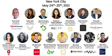 MeetFounders NYC [May 2021] Venture Capital Conference tickets