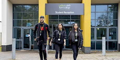 Cadbury Sixth Form College Campus Tours 10am-2pm tickets