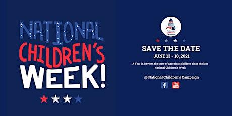 National Children's Week 2021 tickets