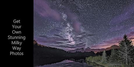 Successful Milky Way Shoots tickets