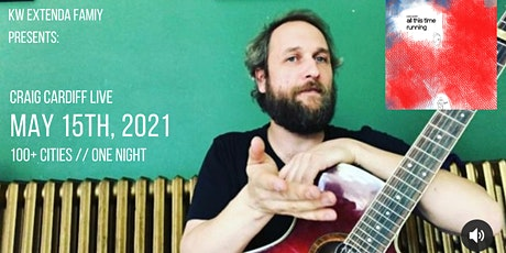 Extend-A-Family  Presents: Craig Cardiff (Livestream Album Release) tickets