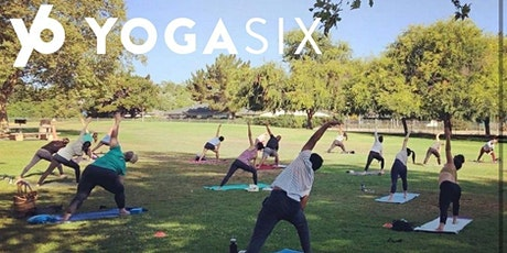 YogaSix Burke: Saturday Outdoor Classes! tickets