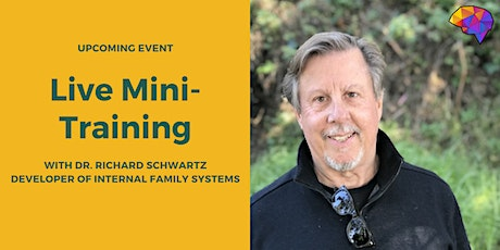 Introduction to Internal Family Systems with Dr. Richard Schwartz (Q&A) tickets