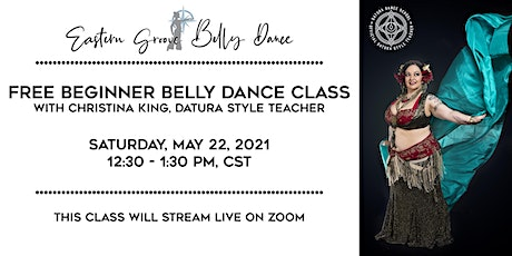 FREE Belly Dance Class! tickets