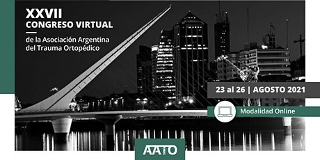 CONGRESO VIRTUAL AATO 2021 tickets