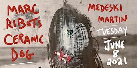 Marc Ribot's Ceramic Dog w/ Medeski Martin LIVE at Bearsville Theater tickets
