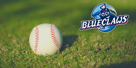 Stockton at Jersey Shore BlueClaws vs. Greensboro tickets