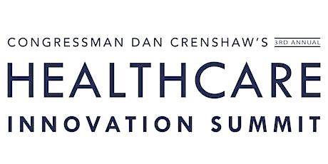 Congressman Dan Crenshaw's 2021 Healthcare Summit tickets