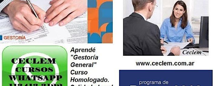 Imagen de Curso Gestoria General Informatizada + Sicam Beca Oficial
