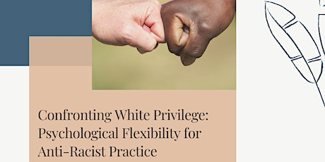Confronting White Privilege: Follow-Up Discussion tickets
