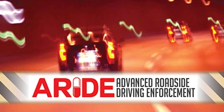 Advanced Roadside Impaired Driving Enforcement Course tickets