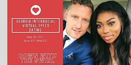 Virtual Interracial  Speed Dating  Singles  : GEORGIA EDITION tickets