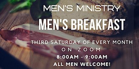 Trinity Men's Ministry Breakfast tickets