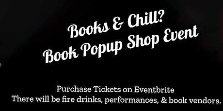 Books & Chill? tickets