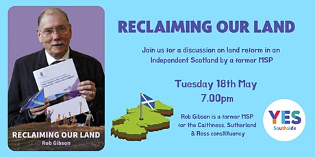 Reclaiming our Land: a Discussion on Land Reform tickets