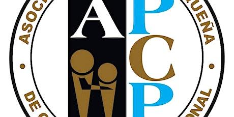 Certificado de educación continua de la Asociación Puertorriqueña (APCP) entradas