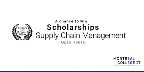 Supply Chain Management - Chance to win a Scholarship this June tickets