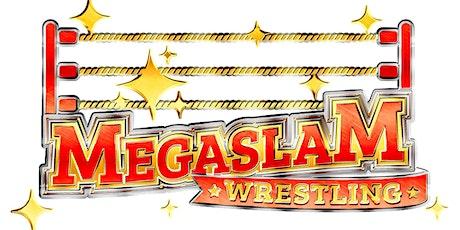Megaslam 2021 Live Tour - Llandudno tickets