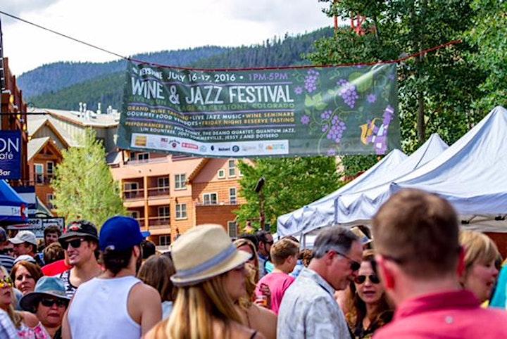 Keystone Wine and Jazz Festival - July 17 & 18, 2021 - 1pm-5pm Daily image