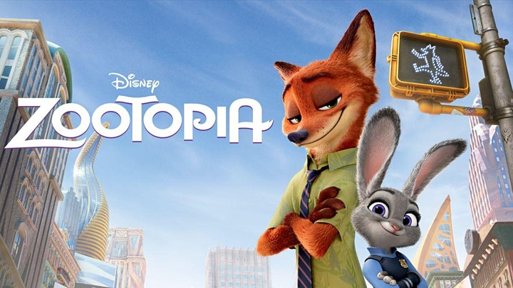 Movie Nights at the Garden: Zootopia image