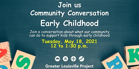 Community Conversation on Early Childhood Report tickets