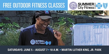 Summer City Fitness - Week 4 tickets
