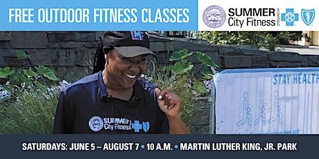Summer City Fitness - Week 5 tickets
