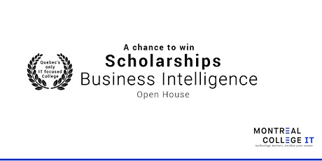 Business Intelligence & Visualization - A chance to win Scholarships tickets