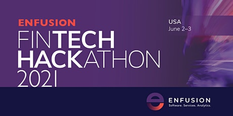 Enfusion FinTech Hackathon 2021 (USA) tickets