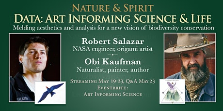 Nature & Spirit week 3	Data: Art Informing Science and Life tickets