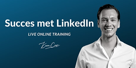 Live Online Training - Succes met LinkedIn tickets