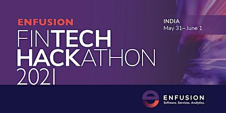 Enfusion FinTech Hackathon 2021 (India) tickets