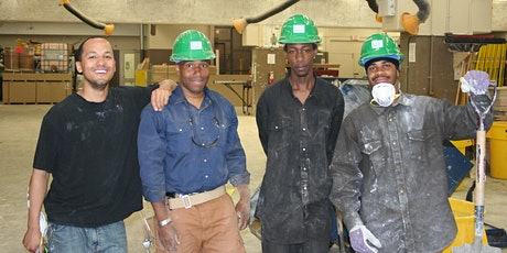 ONLINE Information Session - Construction Craft Worker Foundations Program tickets