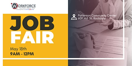 Milam County Job Fair tickets