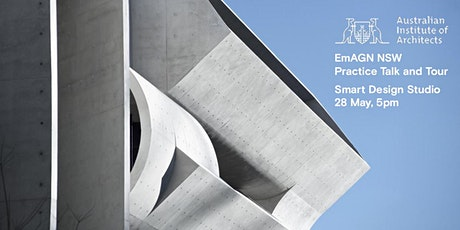 EmAGN NSW Practice Talk and Tour: Smart Design Studio tickets
