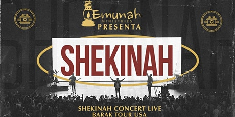 Shekinah Live tour 2021 Utah tickets