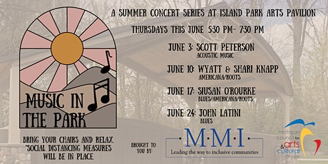 MMI Music In The Park tickets