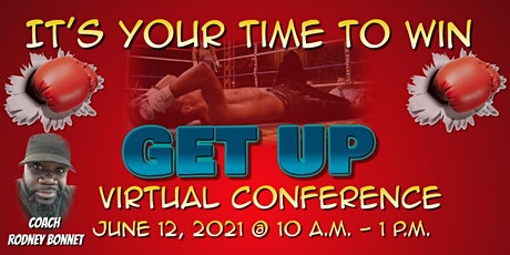 GET UP Virtual Conference tickets