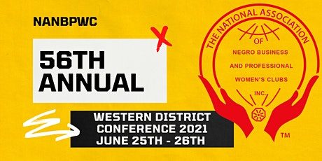 56th Annual Western District Conference tickets
