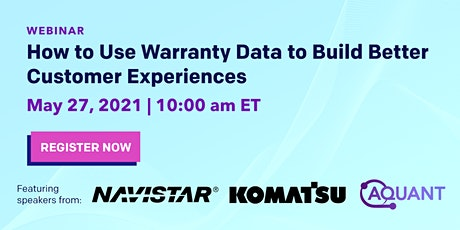 How to Use Warranty Data to Build Better Customer Experiences tickets