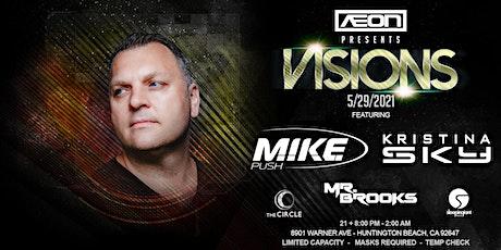 AEON presents M.I.K.E. Push & Kristina Sky tickets