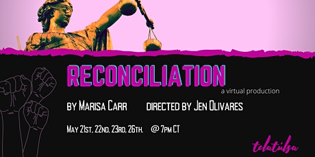 Reconciliation by Marisa Carr tickets